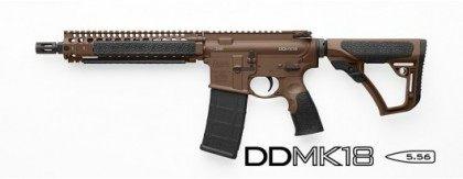 Daniels Defense AR-15