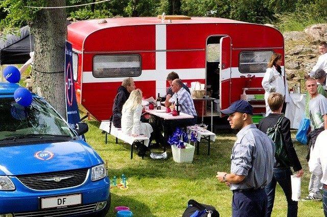Denmark Rally