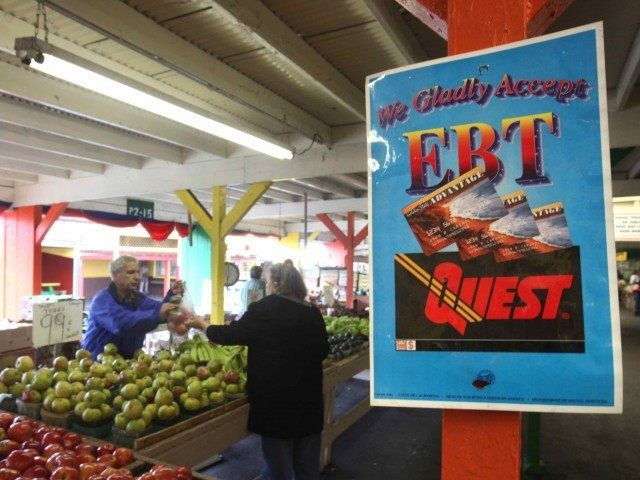 EBT California (Rich Pedroncelli / Associated Press)
