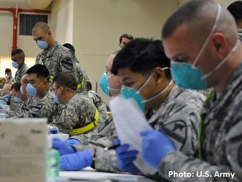 Ebola Monitoring of Fort Hood Soldiers