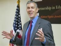 Education Secretary Arne Duncan Stepping Down