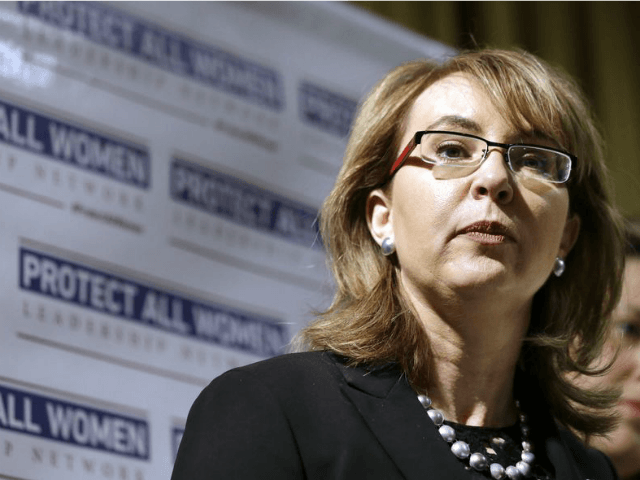 Gabby Giffords: Everyone Should Have to Pass Background