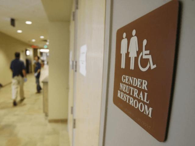 Gender Neutral Restroom (Tony Talbot / AP)