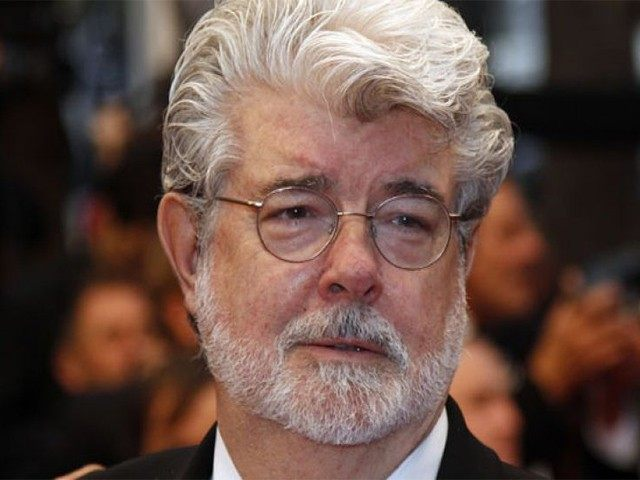 George Lucas Reuters