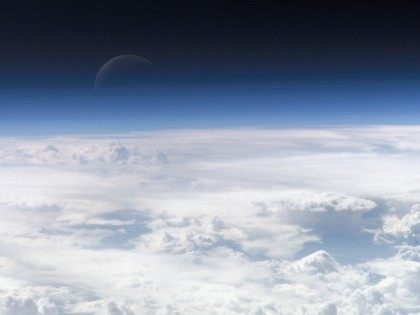 Earth Atmosphere (Wikimedia Commons)