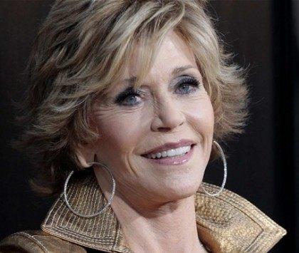 Jane Fonda Reuters