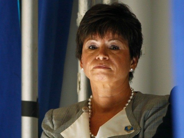 How Secure Is Valerie Jarrett's Position in the Obama Administration? - Breitbart