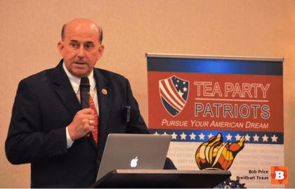 Louie Gohmert Tea Party Patriots