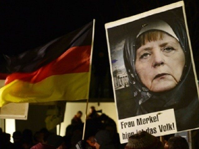 Europe's Migrant Crisis merkel