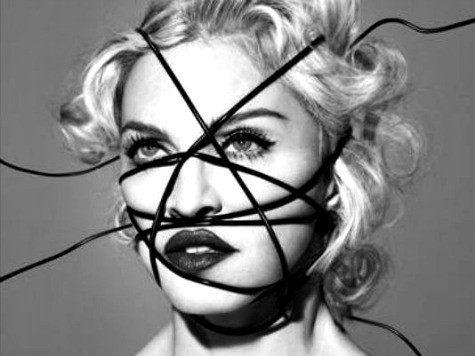 Madonna Alters Photos to Link MLK, Bob Marley to New Album