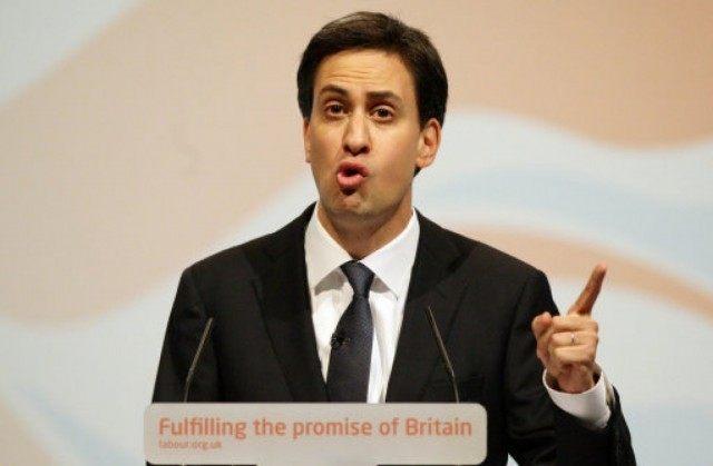 Miliband fulfilling promise