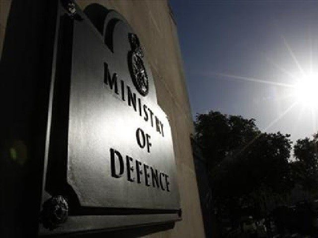 Ministry of Defence Reuters