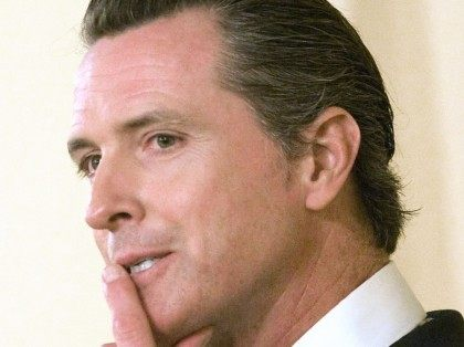 Gavin Newsom (AP / David Middlecamp)