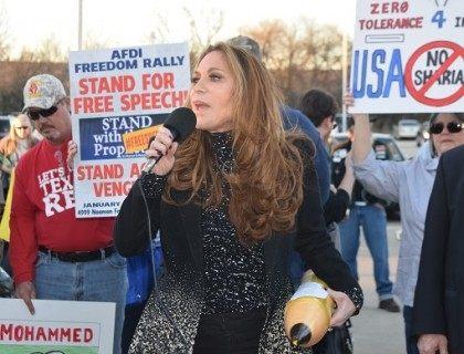Pamela Geller Speech