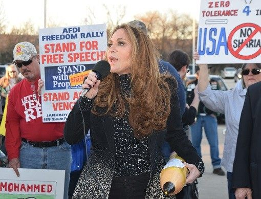 Pamela Geller Speech