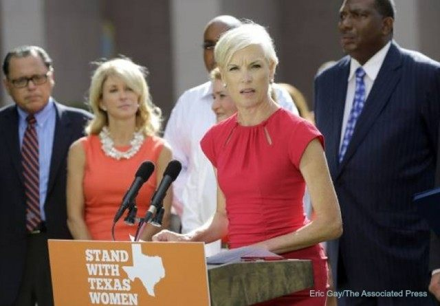 Planned Parenthood/Wendy Davis