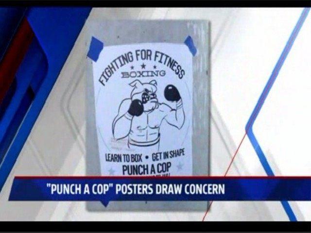 Punch a Cop