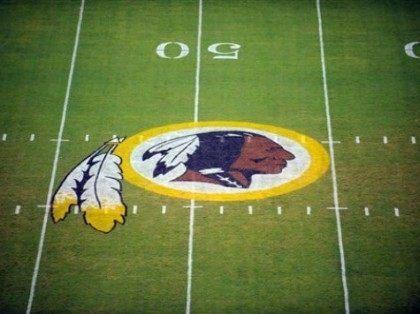 Redskins Field AP
