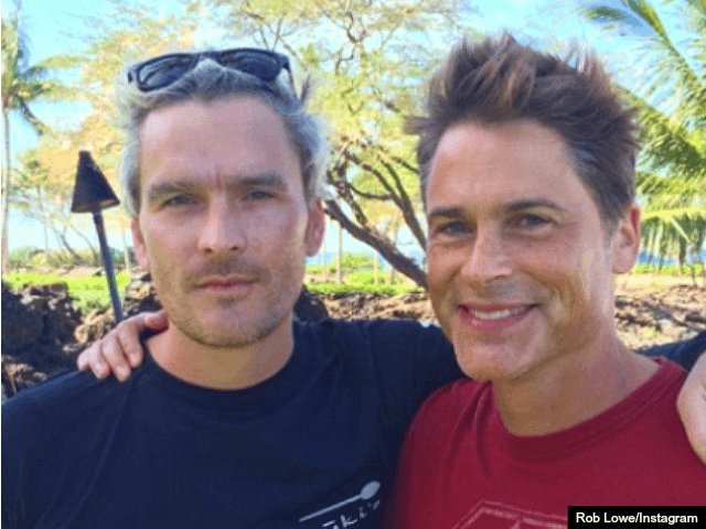 Rob Lowe/Instagram