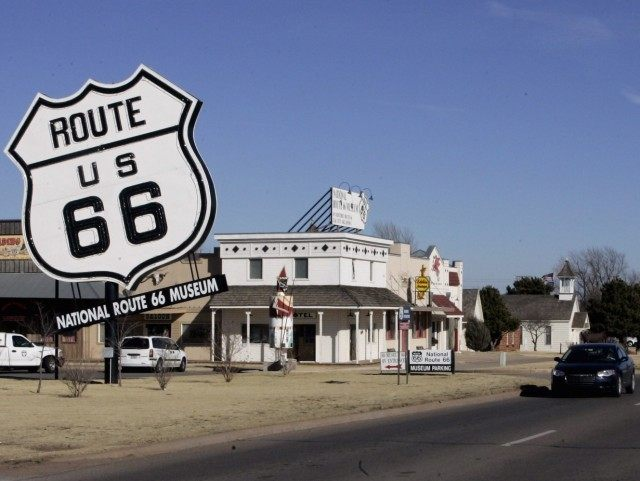Route 66 (Associated Press)