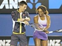 S Williams and Novak D