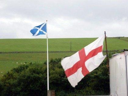 Scotland-England-Flags