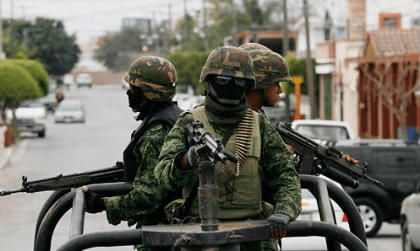 Mexican Soldiers