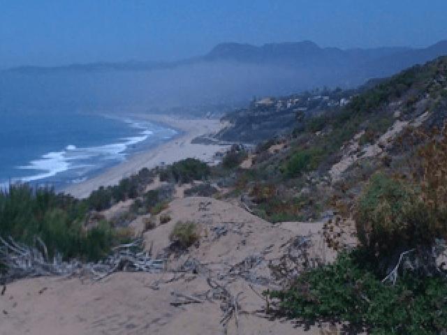 Malibu (Joel Pollak / Breitbart News)
