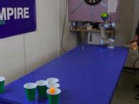 Beer Pong Robot (Courtesy Empire Robotics)