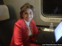 Gloria Allred (Joel Pollak / Breitbart News)