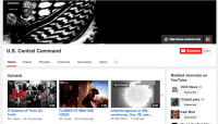 CENTCOM YouTube Hacked