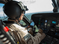 CBP Helicopter (Josh Denmark / U.S. CBP)