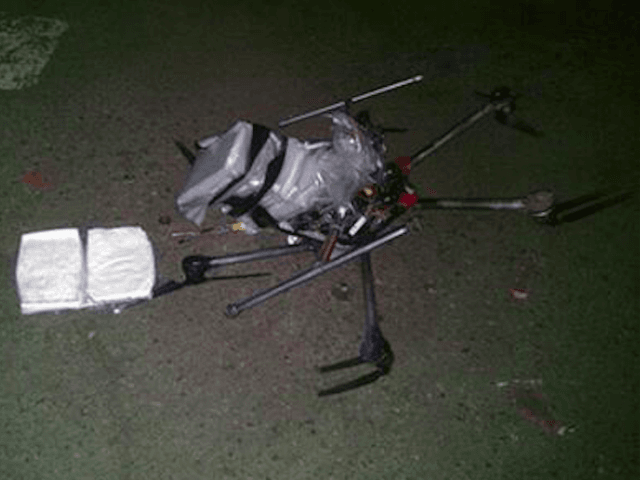 Drug Drone (Associated Press)