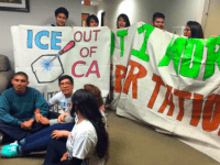 Immigrant Youth Coalition protest (Facebook)