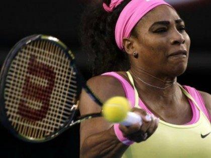 Serena Williams Aussie Open Win