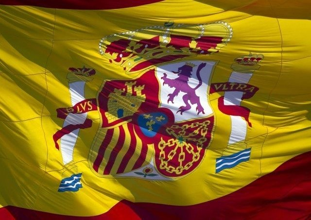 Spanish Flag, Spain