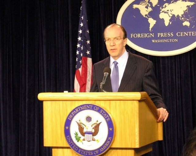 Stuart Bowen, Jr. - State Dept photo