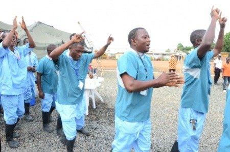 TNG Liberia Dancing