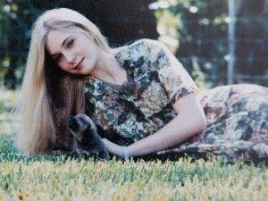 Virginia Roberts Aged 15