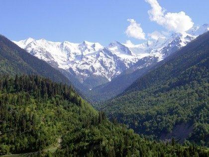 Caucausus Mountains