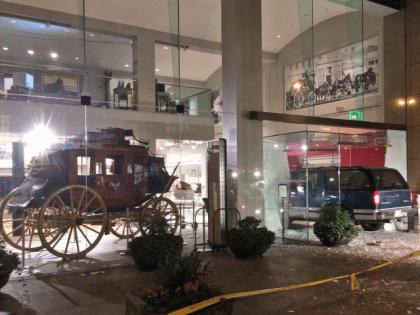 Wells Fargo Museum Heist (Associated Press)