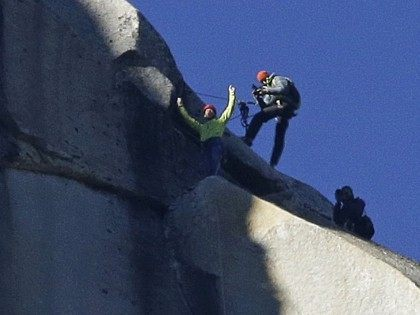 Jorgeson and Caldwell (Ben Margot / AP)