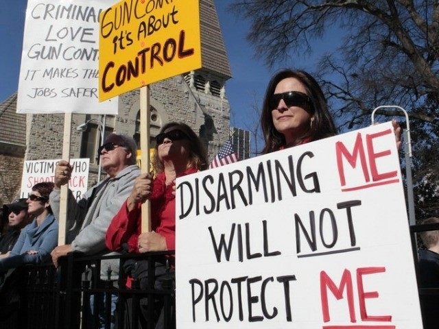 CNN Poll: Gun Control Opposition Grows After UCC Shooting