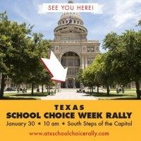 atx school choice rally