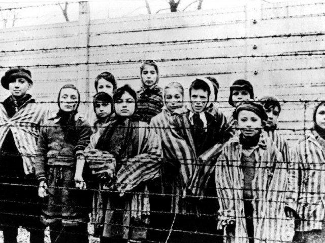holocaust auschwitz