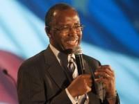 Dr. Ben Carson speaks in this file photo