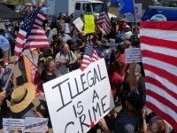 Polls: GOP Early Primary Voters Demand Tough Stance on Illegal Immigration