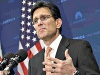 Kiss of Death: Disgraced Former Majority Leader Eric Cantor to Head Bush's Campaign in Virginia