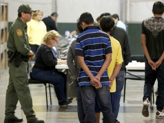 What benefits do illegal immigrants have?