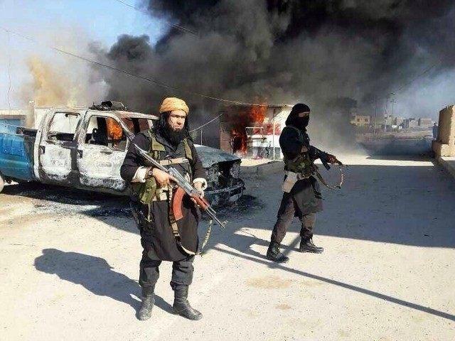 AP Photo via Militant Website